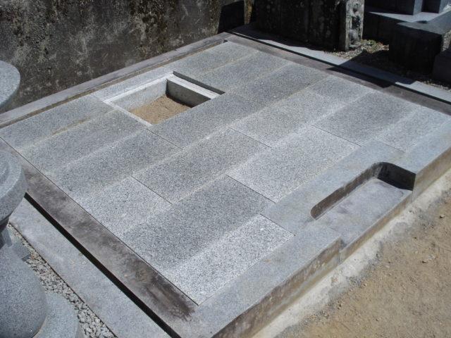 ⑧ 板石貼り工事