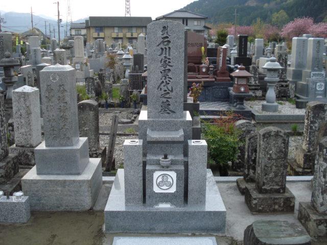 ⑨ 代々墓の設置(その2)